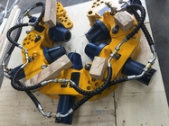 Diameter 400mm SPF400A 160/8h Hydraulic Pile Breaker
