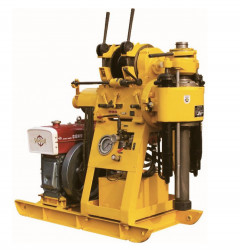 XY-1A Mobile 180m 1010rpm Core Drilling Rig